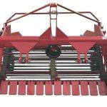 Potato-extractor machine